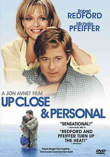UP CLOSE & PERSONAL BY REDFORD,ROBERT (DVD)
